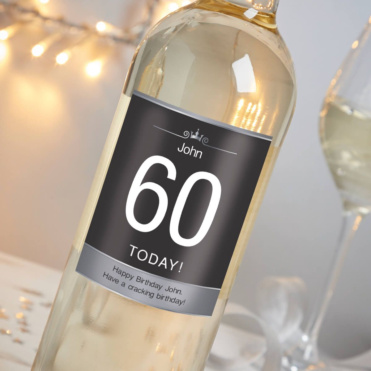 unusual 60th birthday gifts | personalised 60th birthday gifts