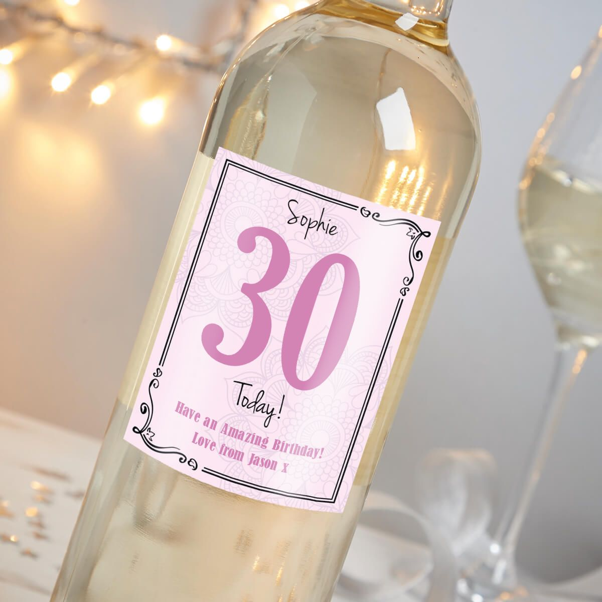 Personalised 30th Birthday Gifts